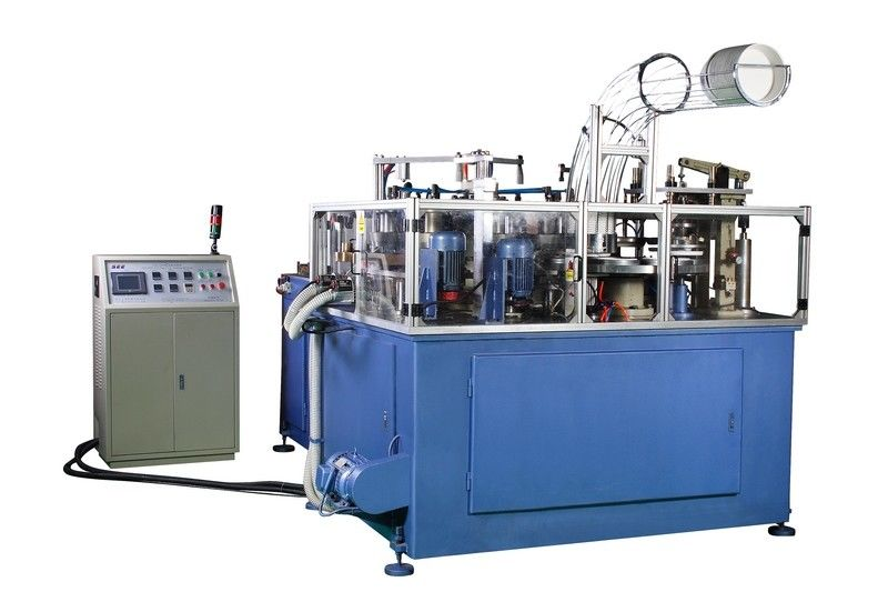 SCM-3000 15kw Rated Power Large Dimension Paper Bowl Forming Machines, Disposable Cup Making Machine