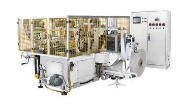 Cina 150pcs Horizontal putih / min Kecepatan Tinggi Automatic Cup Kertas / mangkuk Mesin / Mesin Distributor